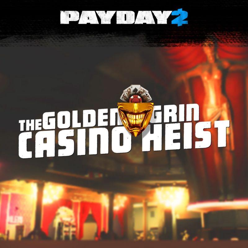 Payday 2 Golden Grin Casino Code
